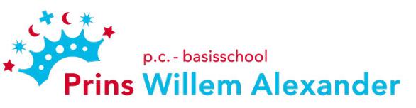 Prins Willem alexander school LOGO