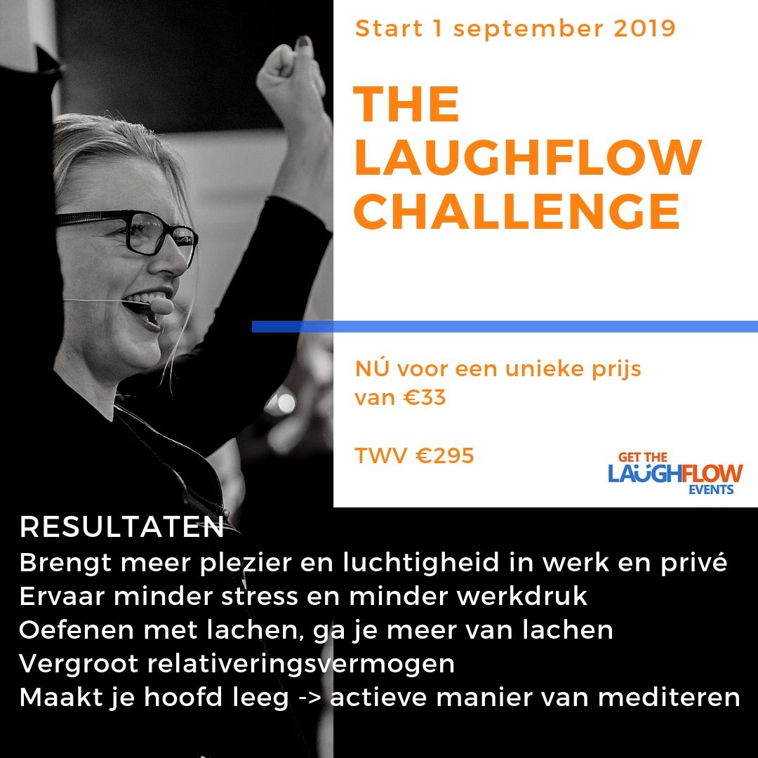LaughFlow Challenge 1